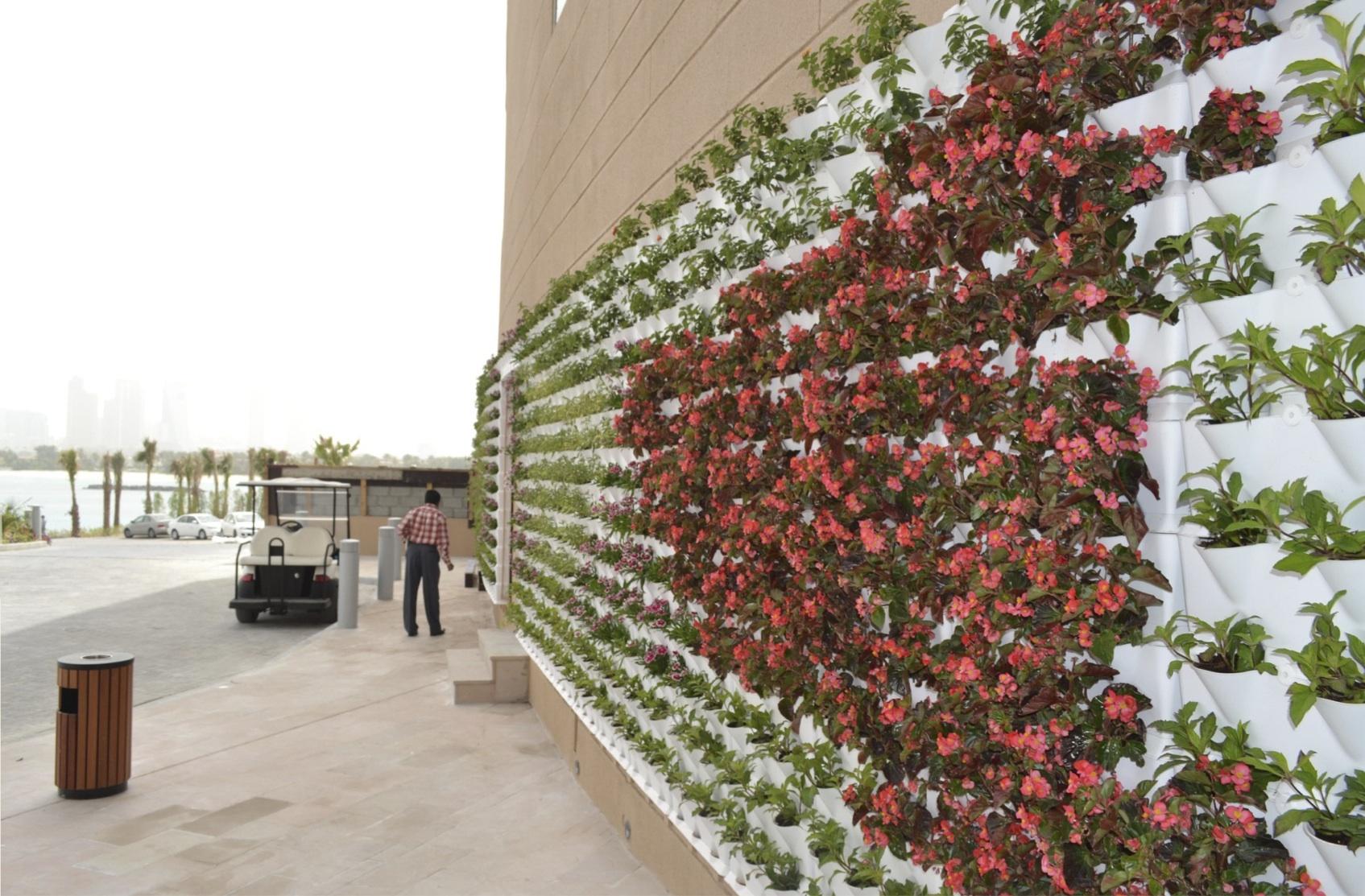 minigarden vertical garden large
