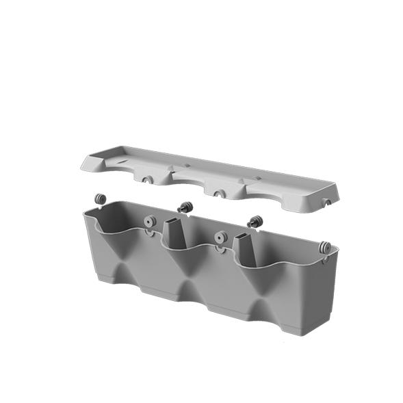 minigarden verticale module montage
