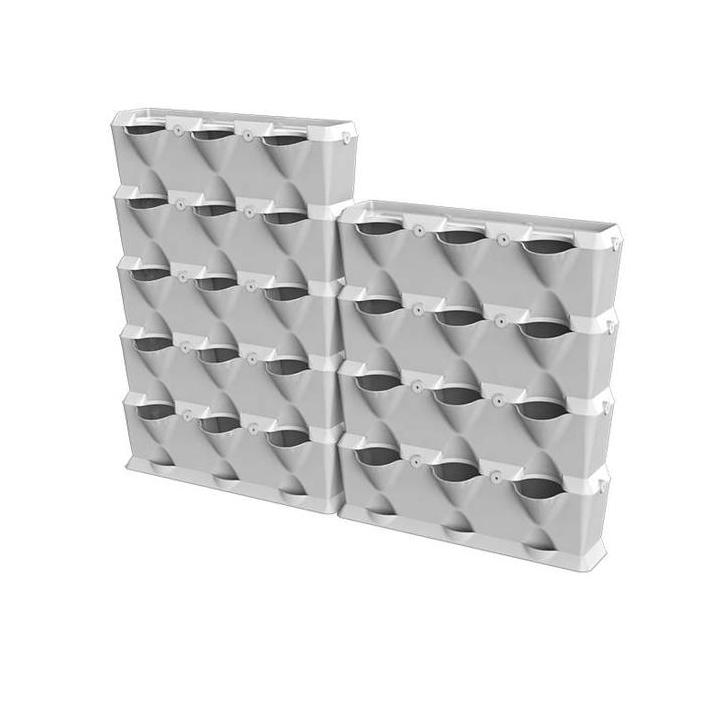 minigarden verticale module uitbreiding